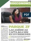 Entrevista a Claudia Pellerano en Listín Diario