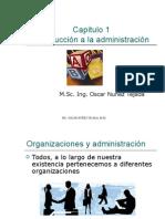 Introduccion a la Administración