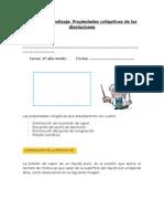 Guia de Aprendizaje Propiedades Coligativas Alumno