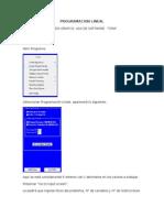 Programacion Lineal - Met Grafico