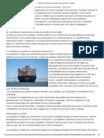 L'Insertion de l'Économie Marocaine Dans l'Économie Mondiale