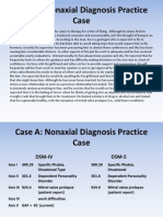 dsm 5 vs dsm 4 case studies