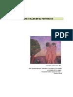 Amor, matrimonio y sexualidad en el Pentateuco