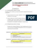 11 CALCULO HIDRAULICO