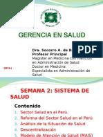 Sistema de Salud en Perú URP