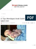Tips Mendapat Anak Soleh...pdf