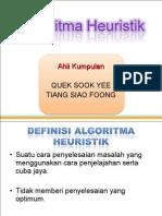 Algoritma Heuristik