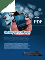 Sangfor SSL VPN Brochure