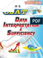CSAT - Data Interpretation & Sufficiency by Haripal Rawat ~Stark