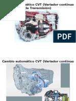 Multitronic CVT