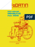 infodatin disabilitas dinas kesehatan RI