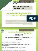 GEOLOGIA DE EXPLOTACIÓN DEL PETRÓLEO
