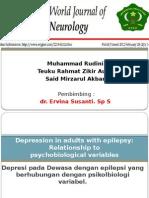 rudini epilepsi