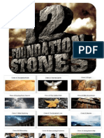 12 Foundation Stones