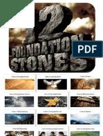 12 Foundation Stones