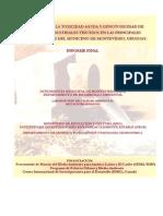 Toxicidad Aguda y Netox Efluentes Uruguay