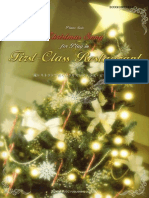 Christmas Songbook for Piano Restaurant