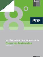Estándares de Aprendizaje Ciencias Naturales 8° básico