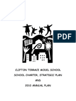 School Charter, Strategic Plan and Annual Plan 2010