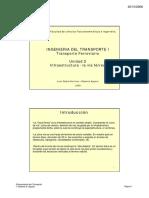 Notas FFCC U02 Infraestructura