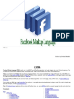 Facebook Code Book