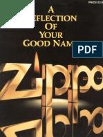 1990 Zippo Lighter Full Line Catalog