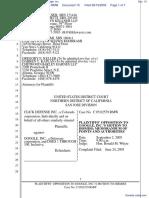 Advanced Internet Technologies, Inc. v. Google, Inc. - Document No. 10