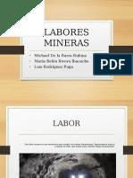 Labores-Mineras