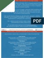 Istruzioni Area Demo TFA 2015