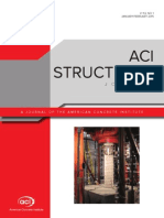 Aci Structural Journal Jan.-feb. 2015 v. 112 No. 01