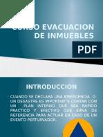 Curso Evacuacion de Inmuebles