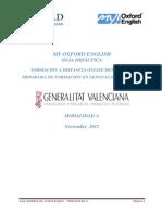 Guiadidactica MyOxfordEnglish CEV Modalidad A
