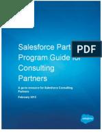 Salesforce.com PartnerProgram