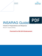 INSARAG Guidelines V2, Manual a - Capacity Building