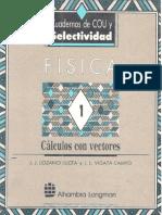 1 Cuaderno Cou Selectividad Calculos Con Vectores