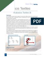 Acabados Textiles II