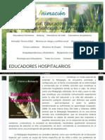Curso Educador Hospitalario