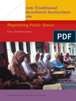Eka Srimulyani_Women From Traditional Islamic Educational Institutions in Indonesia, Negotiating Public Spaces