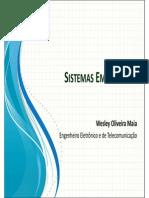 Sistemas Embarcados-P01