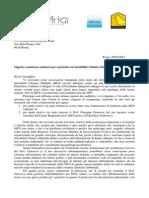Lettera  delle associazioni alla Regione Lazio - 2015 - PUBBL.pdf