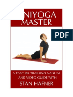 Viniyoga Master eBook