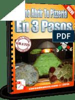 Abre Tu Pizzeria en 3 Pasos