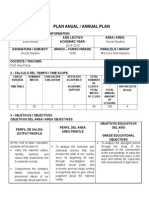 Plan Anual
