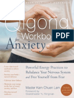 Qigong Workbook for Anxiety, The - Lam, Master Kam Chuen