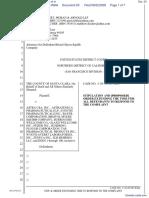 The County of Santa Clara v. Astra USA, Inc et al - Document No. 23