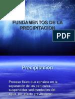 Fundamentos de La Precipitacion