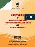 Msme Compendium Book-2014