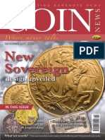 Coin News 2011-11 (References 2012 Mint Directors Conference in Vienna)