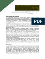 Nilda Redondo - Los Intelectuales y La Lucha Revolucionaria - Walsh, Conti, Cortázar