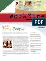 Work Zine Vol Issue 5